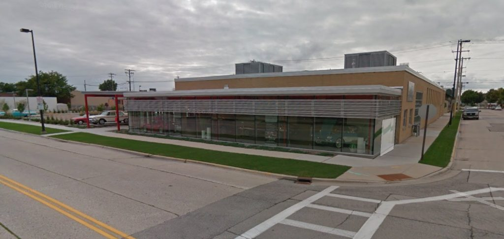 Automotive Gallery and Event Center Green Bay