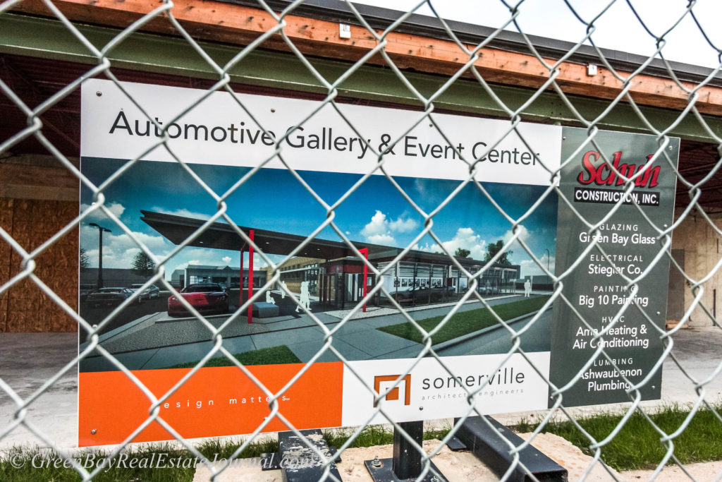Automotive Gallery & Event Center Downtown Green Bay